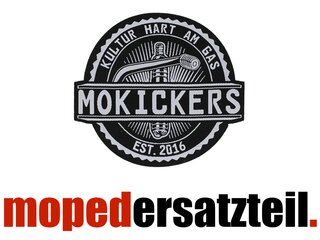 Stoff-Patch MOKICKERS