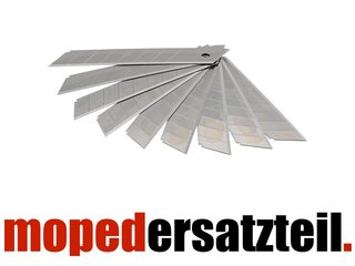 Cuttermesser-Klingen 18mm